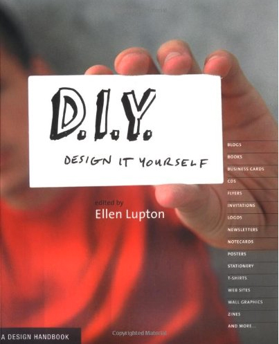 D.I.Y. Design It Yourself Book Cover