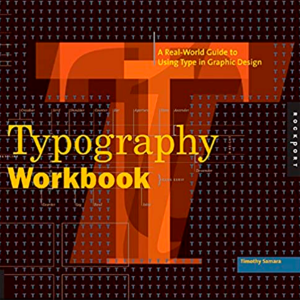 Typography Workbook Book Cover
