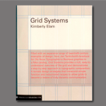"""Book cover for """"Grid Systems"""" by Kimberly Elam"""